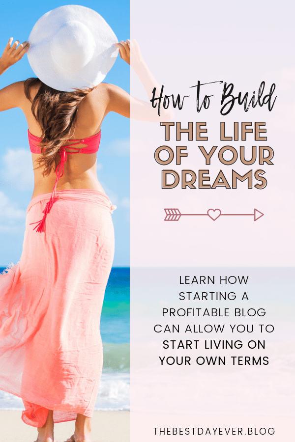 Are you ready to change your life?!  Learn how to make each day the best day ever with exclusive blogging tips, marketing strategies, life hacks and more... #Blogging #BloggingTips #StartABlog #DesignYourLife #BossGirl #GirlBlogger #Entrepreneur